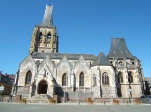 église d'Envermeu