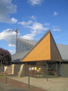 église Sainte-Bernadette à Rambouillet