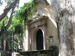 Chapelle des Pénitents Gris Avignon