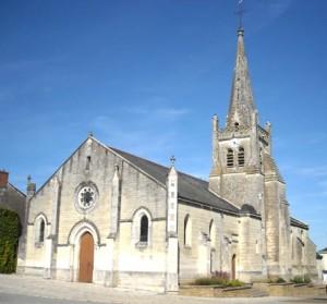 Eglise Bouillé-Loretz