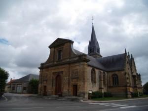 Eglise d'Attigny