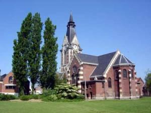 eglise_Ste Marguerite paroisse Ste Famille en Bas Pays
