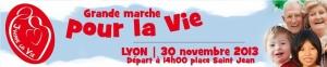 Marche pour la Vie Lyon