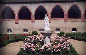 MonastèreDominicaineParay