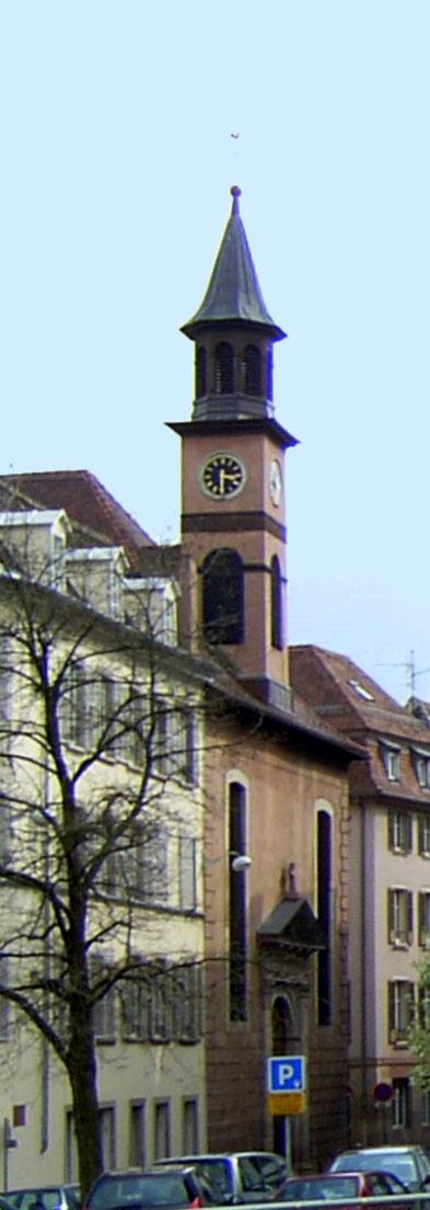 eglise St Louis Strasbourg