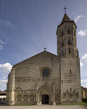 Fleurance-eglise saint Laurent