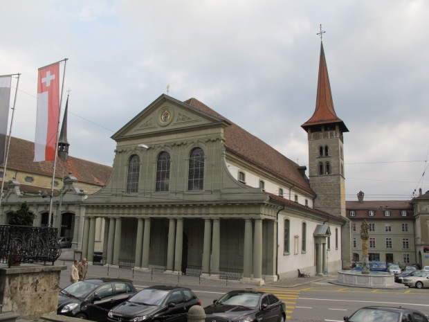 ND Fribourg