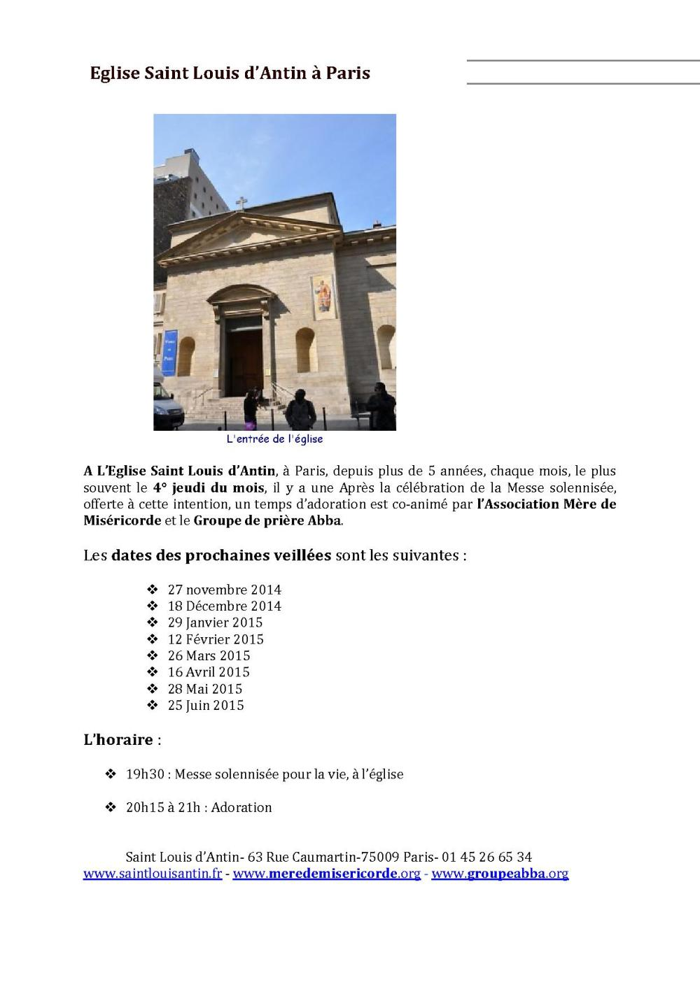 2014.11 Veillées pour la vie Saint Louis d'Antin_2_