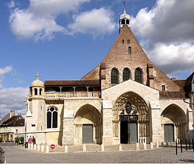 Church-of-Saint-Ayoul-in-Provins