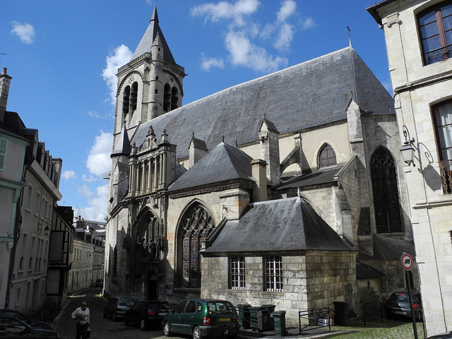 Notre Dame Bourges