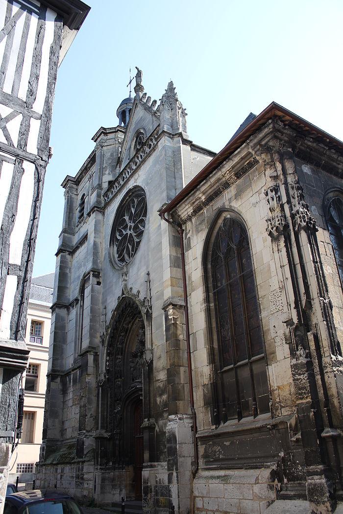 Saint-Patrice - Rouen
